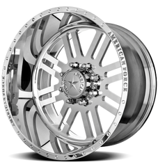 American Force Rebel SS8 Wheels