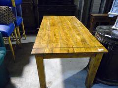 Dinning Table - Mango Wood