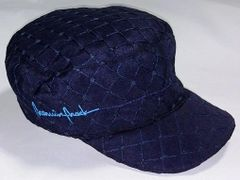The Denim Engineer Cap