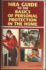 NRA Personal Protection Inside the Home Course - March 23rd, 2019