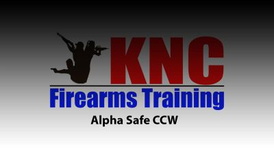 KNC Firearms Training / Alpha Safe CCW