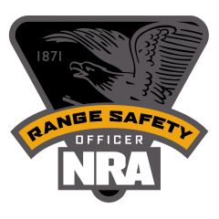 NRA Basic Range Safety Officer Course October 27th, 2018
