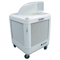 ***WayCool® Portable Evaporative Cooler (Model # WC-1HPMFA). Feel it 70 Ft. away!! -Click on Picture