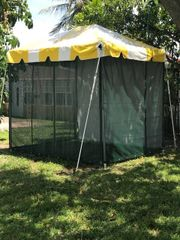 Greenhouse Shade Houses (Available in a multitude of sizes, colors, and 5 to 100% shade fabrics)