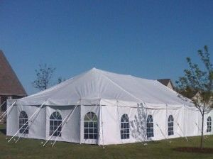 Pole-Tents (All Shapes and Sizes Click Here)