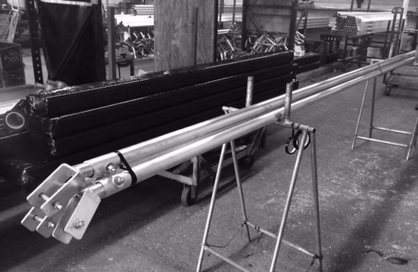 Cross-Bars for 40 Ft. Wide (Steel) - Click on Picture
