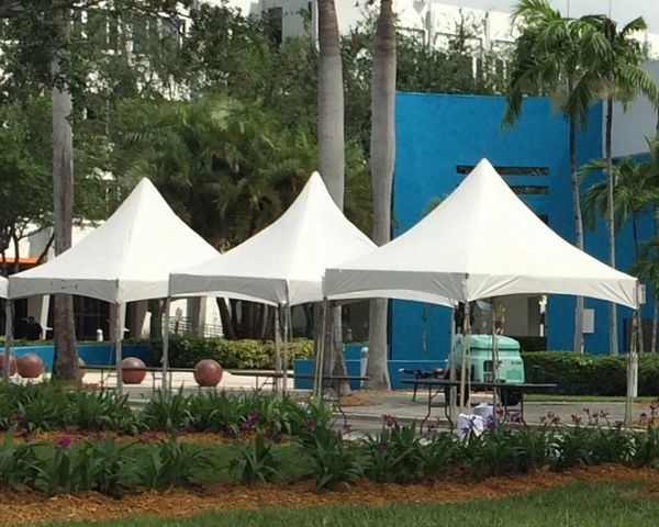 *10' x 10' High-Peak Frame Tent (Variety of Colors)