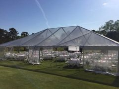 Clear Tent Top