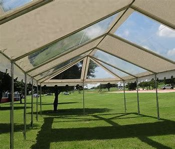 ***20' x 100' Portable Greenhouse Shade Structure SuperSale (Single Tube Aluminum) (Variety of Colors & Fabrics in 6, 7, 8, 9 or 10-Piece (5 to 100% Shade Blockout, Translucent, or Mesh))