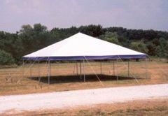 30' x 30' Pole Tent