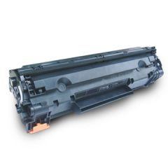 Laser Plus Brand LP285A (HP 85A / CE285A) Compatible Black Toner Cartridge