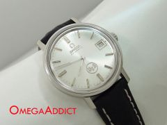 Omega Automatic De Ville Vintage Men's Watch US Steel #B109