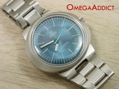Vintage Omega Automatic Geneve Dynamic Men's Watch #A017