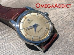 Omega Automatic Seamaster Vintage Men's Watch #A187