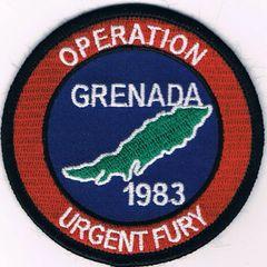 OPERATION URGENT FURY - GRENADA 1983