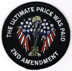 THE ULTIMATE PRICE WAS PAID....2ND AMENDMENT LRG