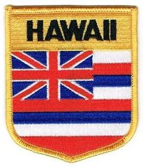 HAWAII SHIELD (SMALL)