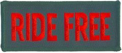 """RIDE FREE"" (ORANGE)"