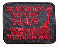 MEMORY VIETNAM PATCH