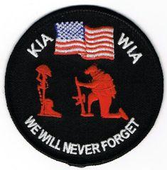 KIA WIA - WE WILL NEVER FORGET