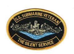 U.S. SUBMARINE VETERAN...THE SILENT SERVICE