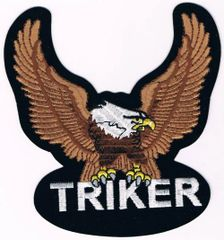 TRIKER EAGLE BROWN (LARGE)
