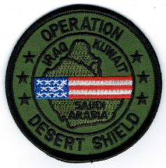 OPERATION DESERT SHIELD