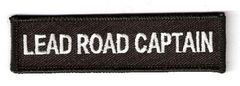 LEAD ROAD CAPTAIN