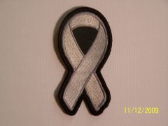 GRAY RIBBON DIABETES, MENTAL ILLNESS...AWARENESS