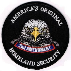 AMERICA'S ORIGINAL HOMELAND SECURITY
