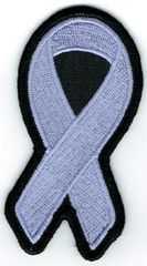 LAVENDER RIBBON ALL CANCER AWARENESS