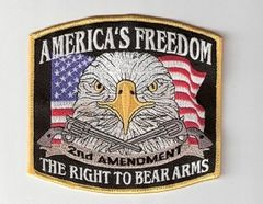 AMERICA'S FREEDOM 2ND AMENDMENT (medium)