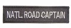 NATL. ROAD CAPTAIN