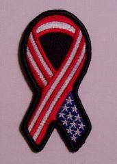 AMERICAN SUPPORT RIBBON