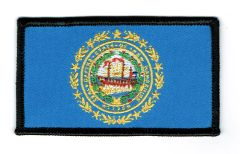 NEW HAMPSHIRE STATE FLAG (SMALL)