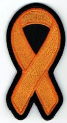 ORANGE RIBBON LEUKEMIA, M/S AWARENESS