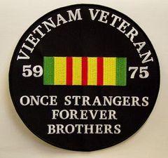 VIETNAM VETERAN - ONCE STRANGERS FOREVER BROTHERS (large)