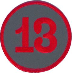 Red 13