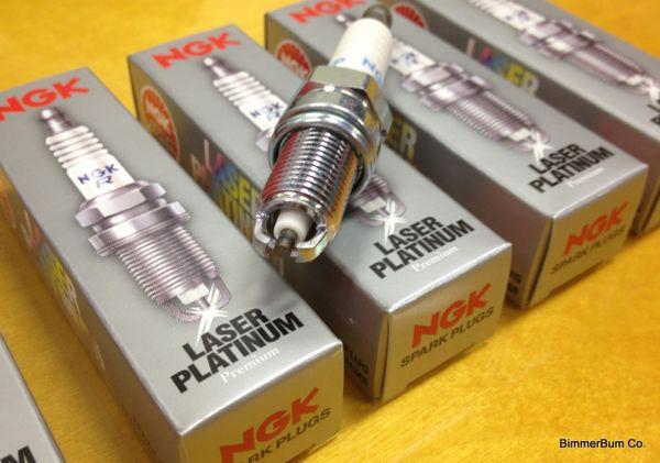Bmw Oem S54 Ngk Spark Plug Set Dcpr8ekp 12120022902
