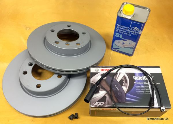Bmw Level 1 Stock Front Brake Replacement Kit Z3 E36