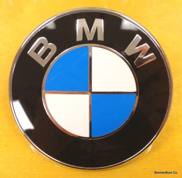 Bmw Z3 Emblem Replacement Amazon Com Ijdmtoy 82mm Bmw