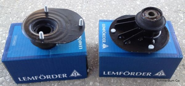 Bmw Lemforder Motorsport Upper Strut Mount Set 31 33 2 227
