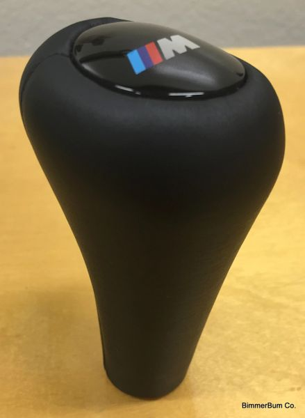 Genuine Bmw Leather M Shift Knob 25111221284