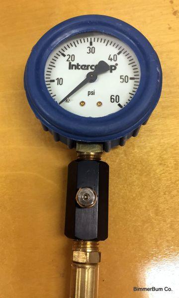 6 00901 Intercomp 60 Psi Tire Pressure Gauge 2 5 Inch