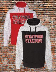 Athletic Color Block hoody