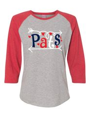 FUN AND FANCY RAGLAN