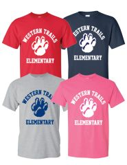 WESTERN TRAILS GO-TO TSHIRTS