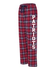 COZY FLANNEL PANTS WITH POCKETS