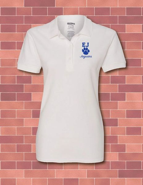 EMBROIDERED POLO