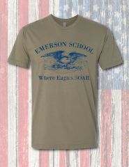 Emerson Nostalgic fashion T